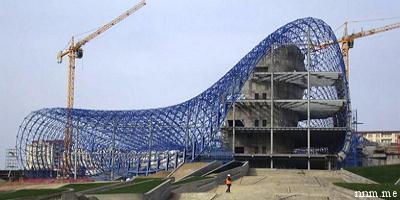 Стальные и бетонные конструкции