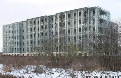 Многоэтажный дом из ЛСТК