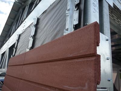 Утепление и облицовка стен из стального каркаса (ЛСТК)