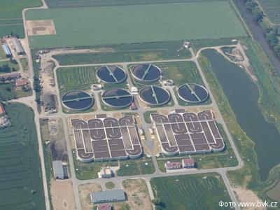 Комплекс по очистке сточных вод