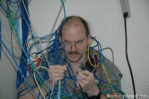 В кабельных сетях