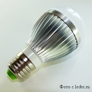 Светодиодная лампа в сборе