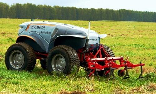 Agrobot Avrora Robotics
