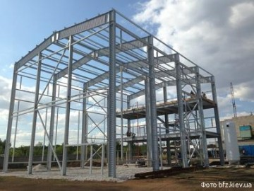 стальные конструкции