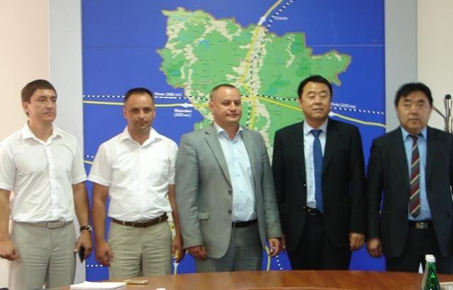 Китайцы построят в Ровенской области завод по переработке льна