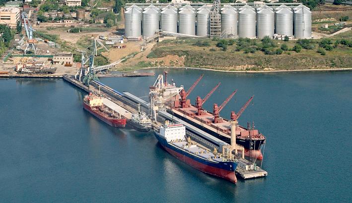 Новый инвестиционный проект компании «Фрамшиппинг» в Ильичевском порту