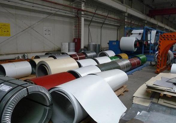 Украинский рынок тонколистовой стали с покрытием