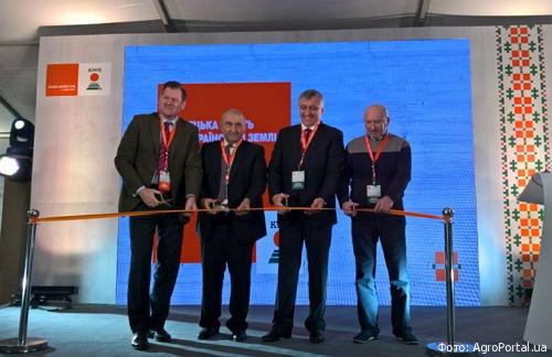 КВС-УКРАИНА инвестировала в семенной завод €20 млн