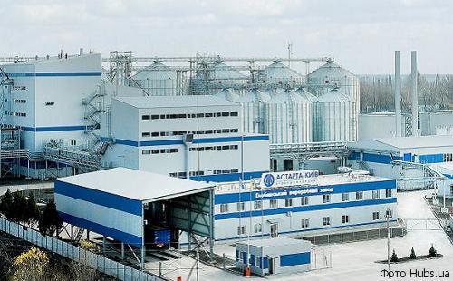 Астарта инвестирует более $3 млн в строительство кормоцентра