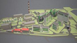 реконструкции Черновицкого масложирового комбината