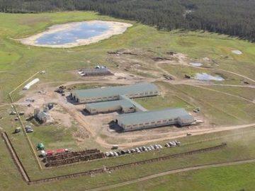 Сельскохозяйственные производственные комплексы и зоны
