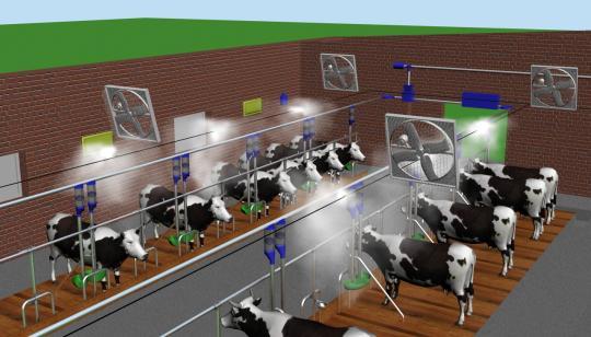 Оборудование для молочных ферм