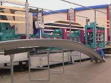Оборудование (станки) для строительства бескаркасных арочных ангаров