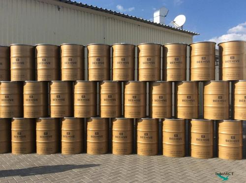 завод по переработке меда