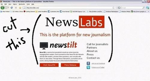 История неудавшегося журналистского стартапа NewsTilt