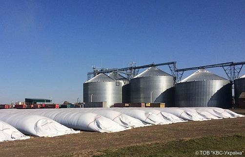 5 технологии строительства «быстрых» зернохранилищ
